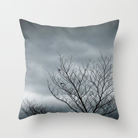 Your Coldness Throw Pillow