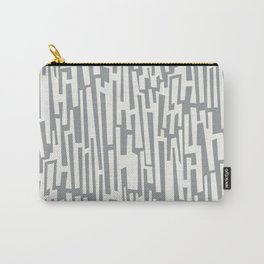 Winter Abstracts 8 Carry-All Pouch