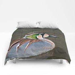 Baikal Teal Comforters