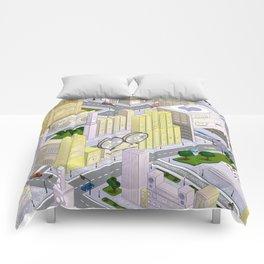 uchi village part 1 Comforters
