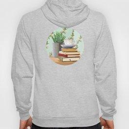 Tea and book love Hoody