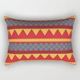 Aztec Rectangular Pillow