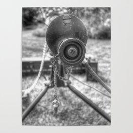 Vickers Machine Gun WW1 Poster
