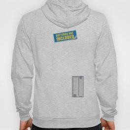 Batteries Not Included ~ Night Shadz Hoody
