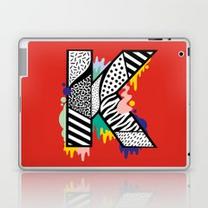 K for ... Laptop & iPad Skin