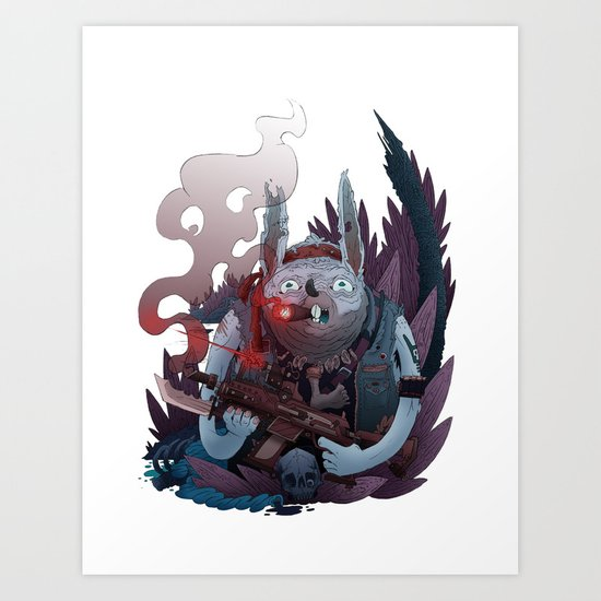 Your Luck is About to Change Art Print