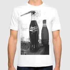 Koka-Kola MEDIUM Mens Fitted Tee White