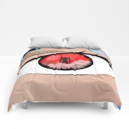 First Child Redux Comforters