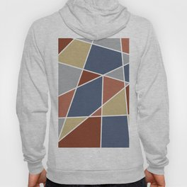 Cool Stained Tiles Hoody