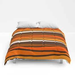 Golden Game Board Comforters