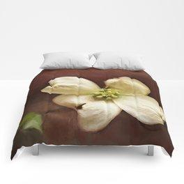 Dogwood Impression Comforters