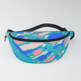 Coral Reef Sunlight Dream Fanny Pack