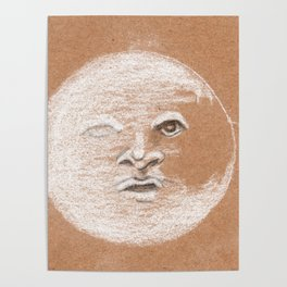 Mister Moon Poster