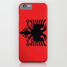 Flag Of Albania Slim Case iPhone 6s