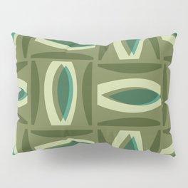 Alcedo - Green Pillow Sham
