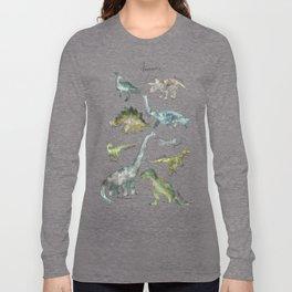 Dinosaurs Langarmshirt