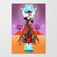 Spiders from Mars  Canvas Print