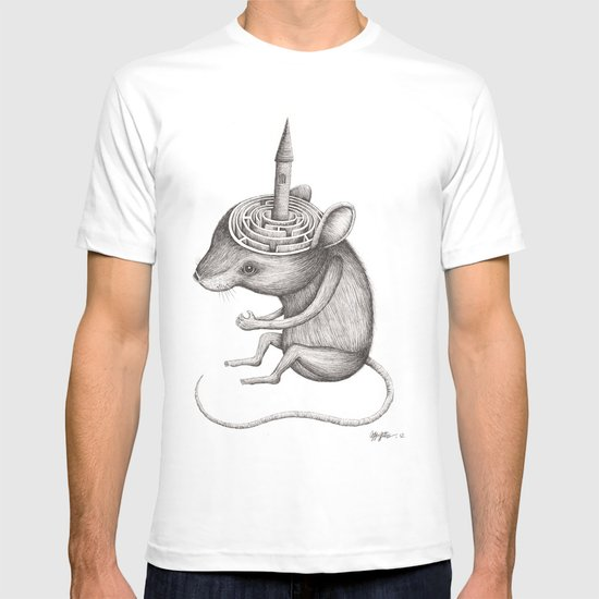 'Lost In My Mind' T-shirt