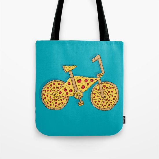 Pizzacycle Tote Bag