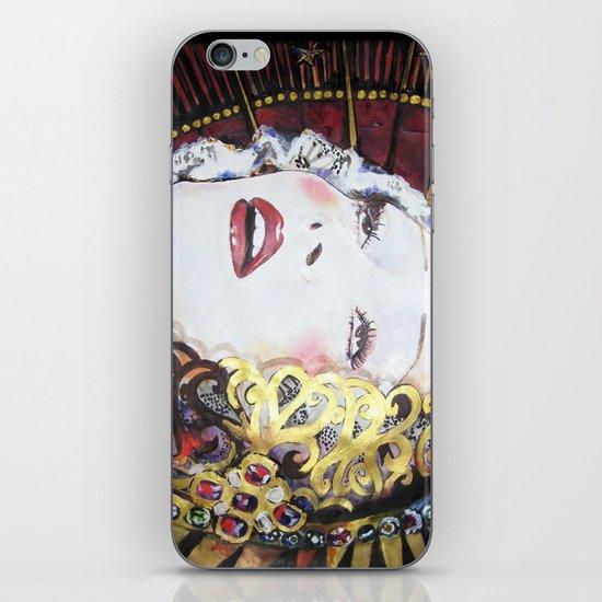 Porcelain Liberty iPhone & iPod Skin