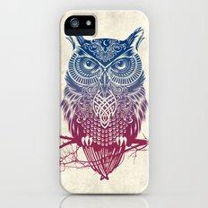 Evening Warrior Owl Slim Case iPhone (5, 5s)