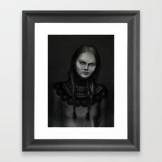 YAGA Framed Art Print