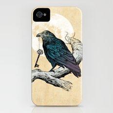 Raven's Key iPhone (4, 4s) Slim Case