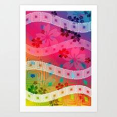 hawaii band Art Print
