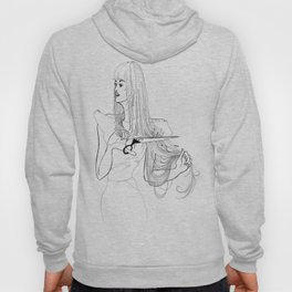 FASHION Deep Cuts Hoody
