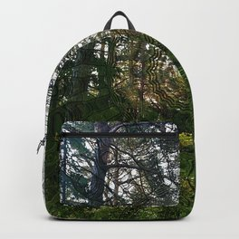 Spell of the forest fairies Backpack