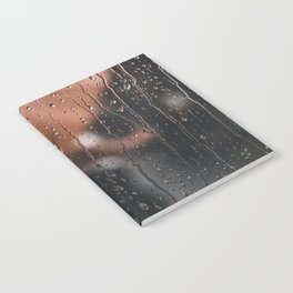 Rainfall in Kyoto Streets Notebook