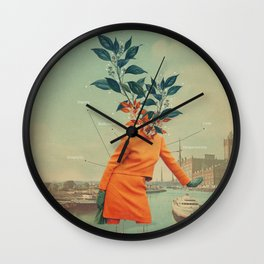 Love and Dignity Wall Clock