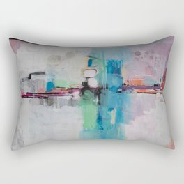 Metropolis Nine Rectangular Pillow