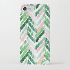 Tropical Vibrations iPhone 7 Slim Case