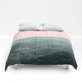 Smoky Mountain Summer Comforters