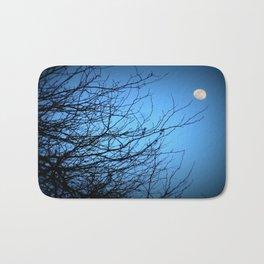 Moonlight at Dusk 2 Badematte