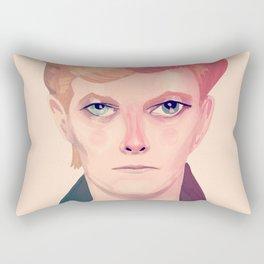 Star Man Rectangular Pillow