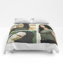 The Green Man Comforters