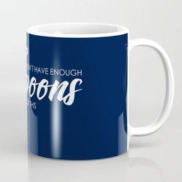 Not enough spoons Coffee Mug