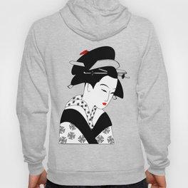 Japanese Girl Hoody