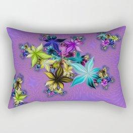 A FLOWERY MEADOW Rectangular Pillow