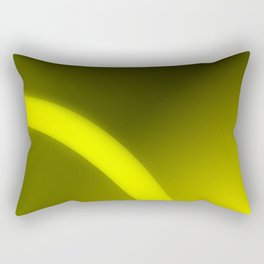 Gold Light Rectangular Pillow