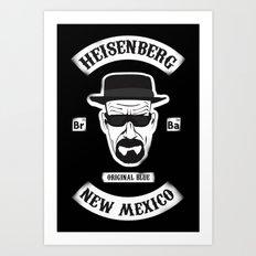 Sons Of Heisenberg Art Print