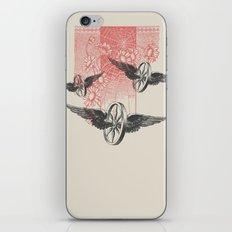 Cosmic Wheels iPhone & iPod Skin