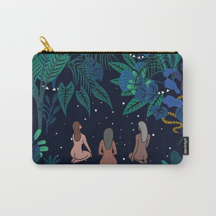 mystery Carry-All Pouch