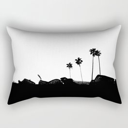 Palm 03 Rectangular Pillow