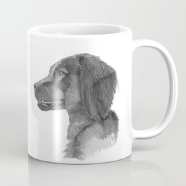Field trail cocker spaniel Coffee Mug