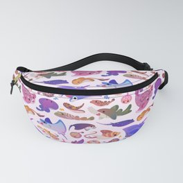 Ray day 2 - pastel Fanny Pack