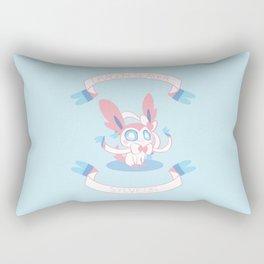 The Dragon Slayer Rectangular Pillow
