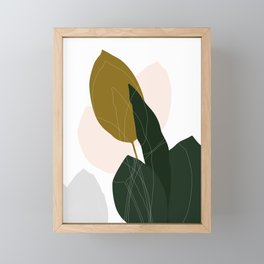 Exotic Day Framed Mini Art Print